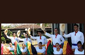 Bailes Típicos y Folclóricos